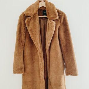 Faux fur Coat (teddy coat)
